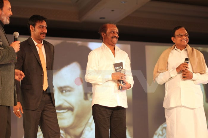 Rajinikanth is Entertainer of the Decade