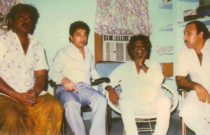 Rare Rajinikanth photos unearthed!
