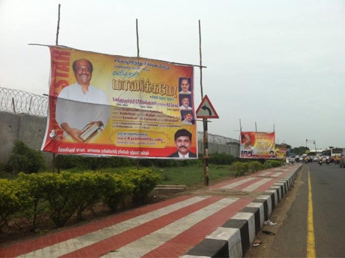 Chennai ready to welcome their hero
