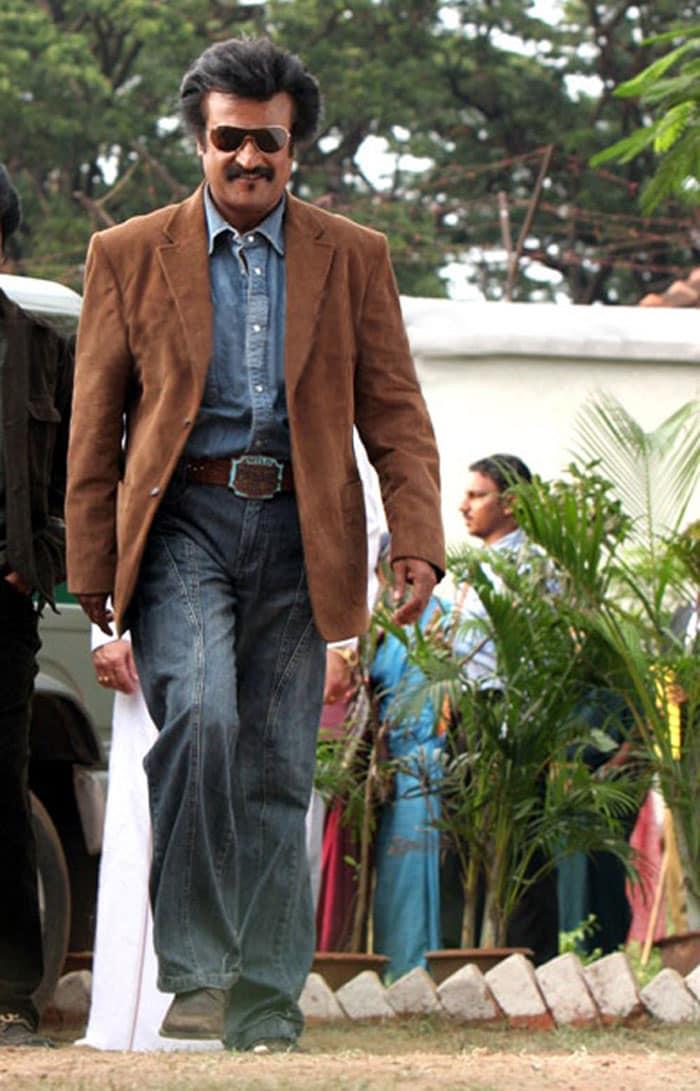 Top 10 Rajinikanth roles