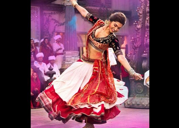 Deepika is to die for in Ram-Leela