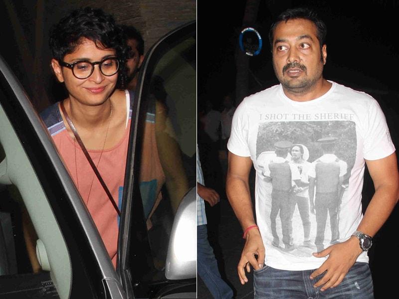 Photo : Zoya Calls Kiran, Anurag For Dil Dhadakne Do Trailer Screening