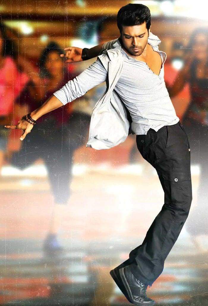Happy Birthday Ram Charan Teja: Fighter@35