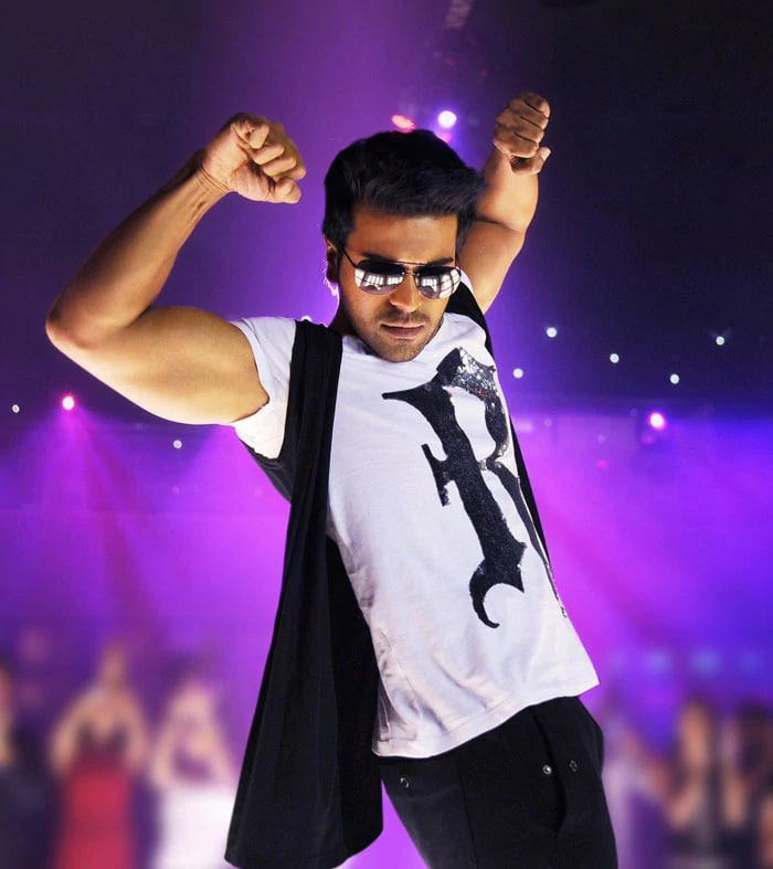 Happy Birthday Ram Charan Teja: Fighter@34