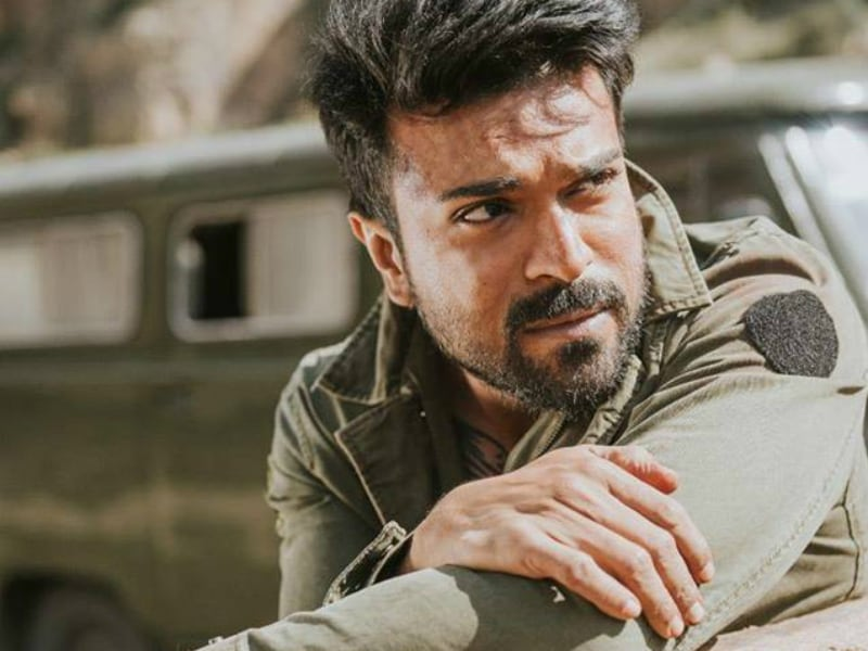 Happy Birthday Ram Charan Teja: Fighter@34