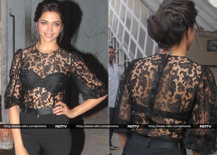 Wow! Deepika is sheer magic