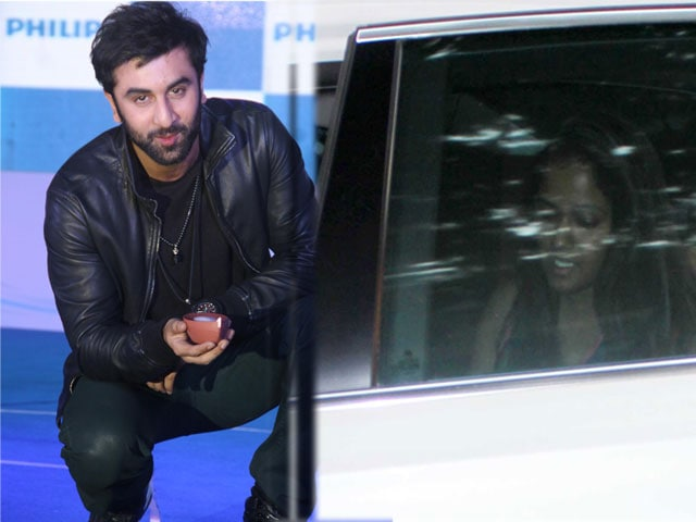 Ranbir, Arpita's terrific Thursday