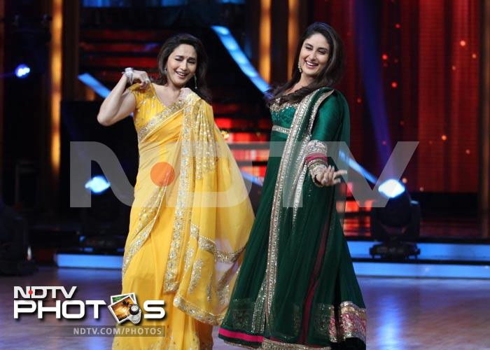 Kareena, Ranbir on Jhalak, just not together