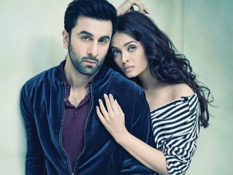 Photo : Mushkil Not To Look At Aishwarya Rai Bachchan And Ranbir Kapoor