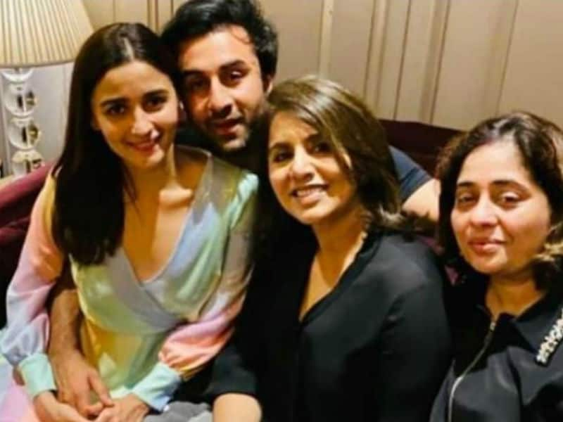 Inside Ranbir's Birthday Party With Alia, The Khans, Deepika-Ranveer And Others
