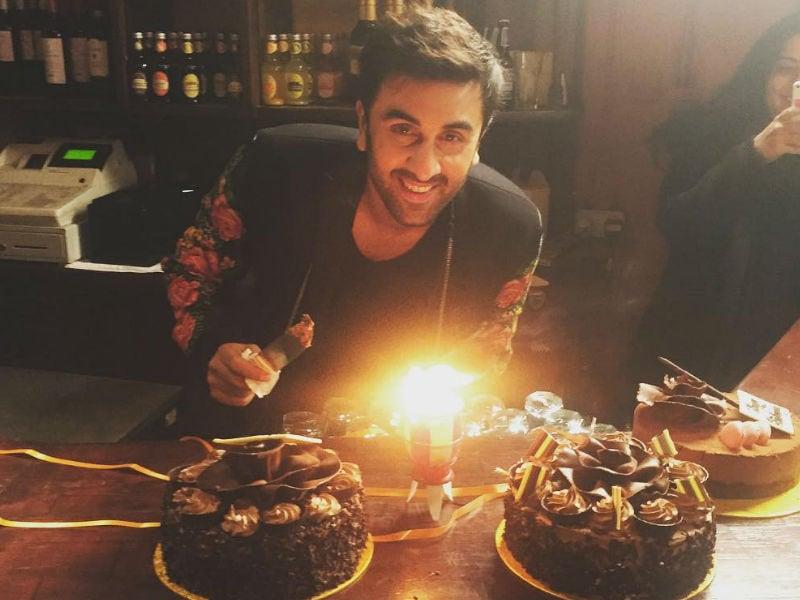 Photo : Happy Birthday Ranbir Kapoor: Nothing's Mushkil@34