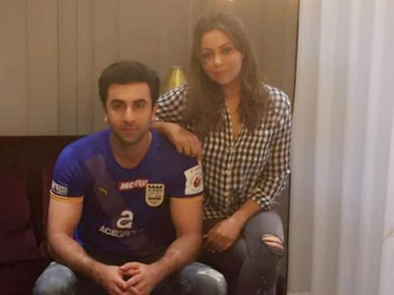 Ranbir Invited Gauri Khan And Karan Johar To His Housewarming