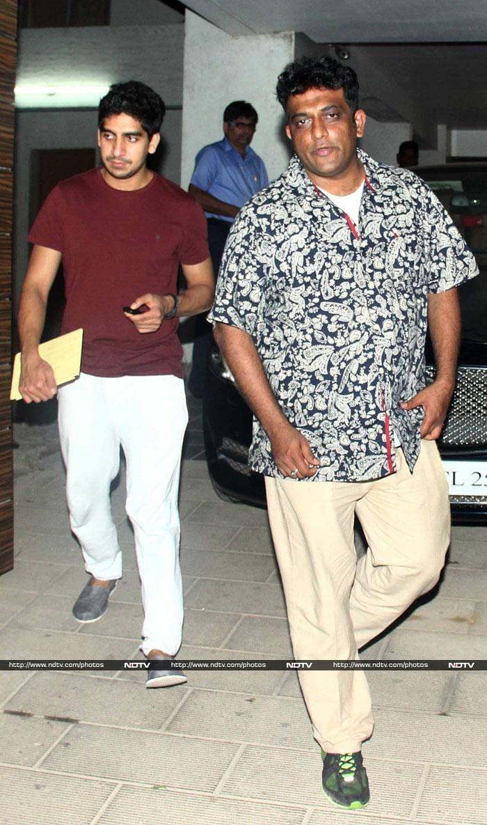 Ranbir, Ayan, Karan: what\'s brewing at Aamir\'s?