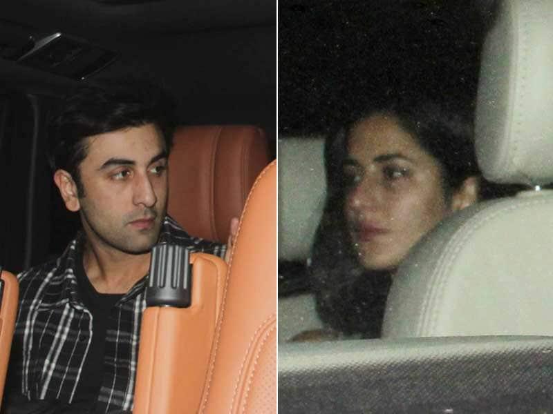 Photo : Ghazab Kahaani: Ranbir, Katrina Party All Night