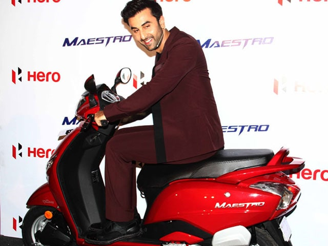 Ranbir Kapoor's New Ride