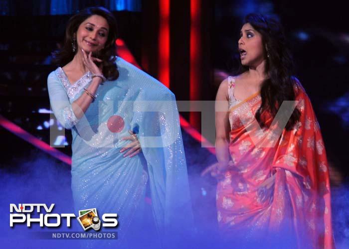 A Jhalak of Rani, Madhuri\'s boogie-woogie