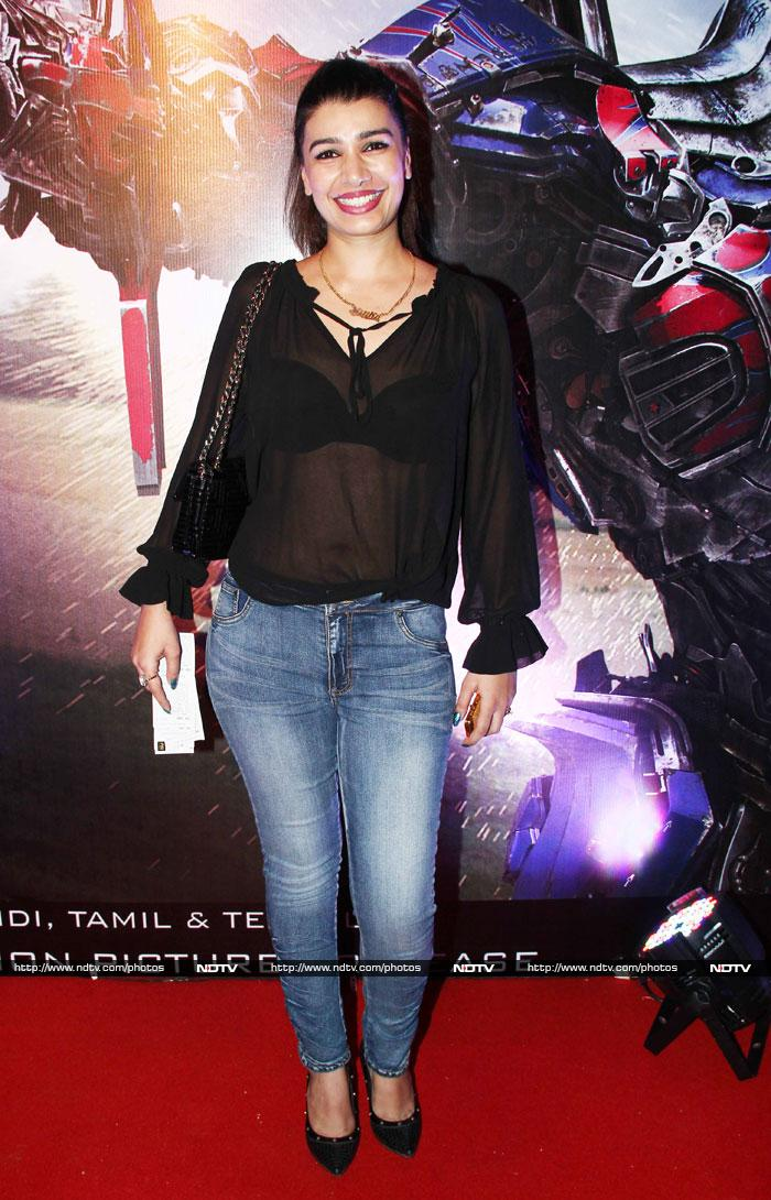 Mumbai Matinee: Rani, Kirron and a Date With the Transformers