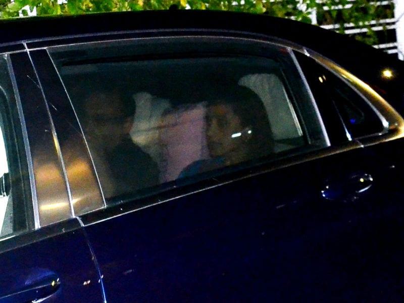 Inside Rani Mukerji's Dinner Date With Aditya Chopra