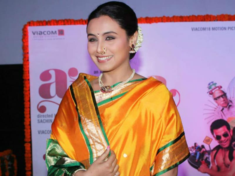 Happy Birthday Rani Mukerji: Dil Bole Hadippa @38
