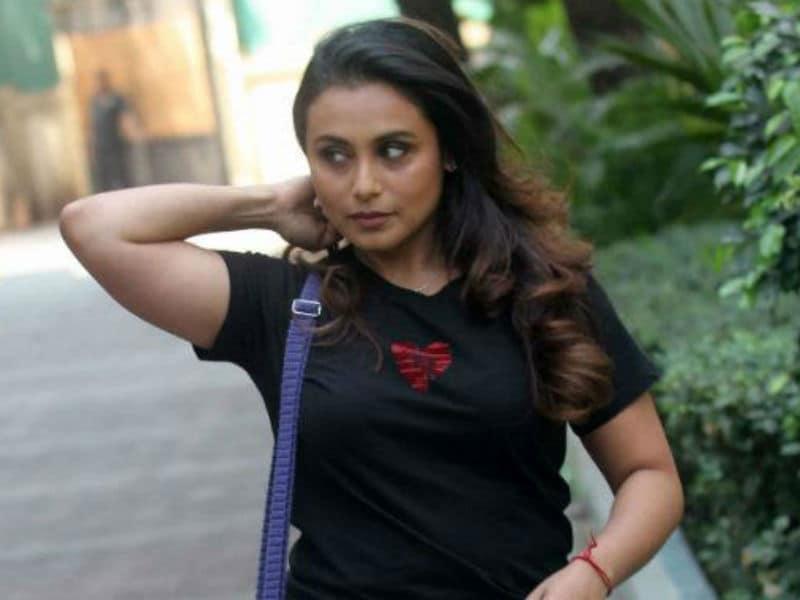 Photo : Happy Birthday, Rani Mukerji: Dil Bole Hadippa @40