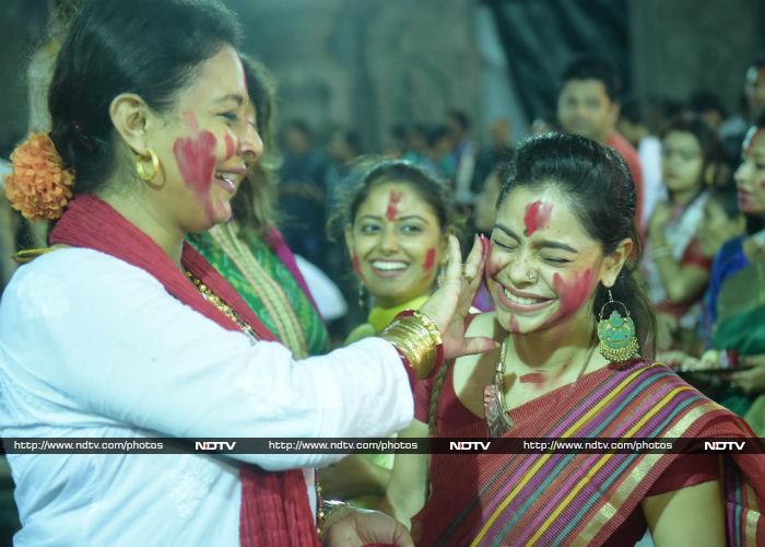 Sindur Khela With Rani Mukerji