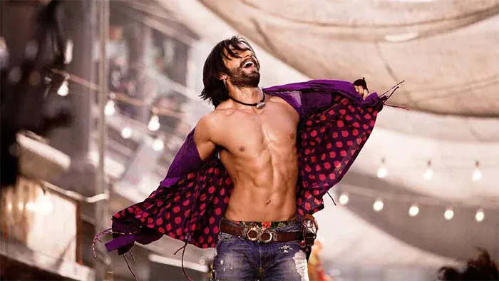 Sanjay Leela Bhansali\'s 2013 movie Ram Leela was his first film opposite Deepika Padukone. The movie was an adaptation of William Shakespeare\'s Romeo And Juliet. The film minted money at the box office.
