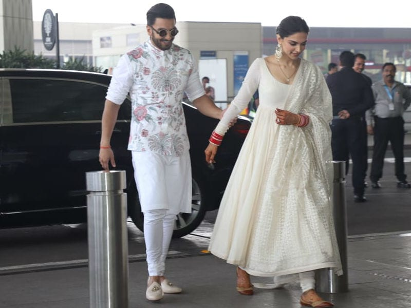 Somebody Put Kaala Teeka On Deepika Padukone, Ranveer Singh
