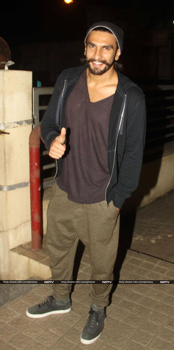 Happy Birthday Ranveer Singh. Bollywood\'s Dil Lootera@32