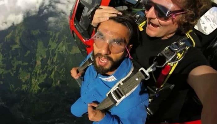 Ranveer Singh Is On A Swiss Holiday To Die For