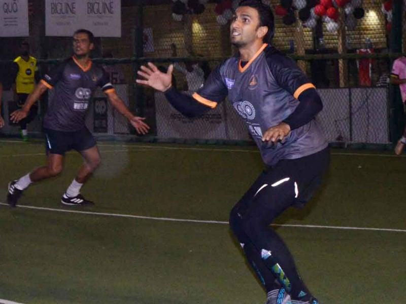 Bend It Like Ranveer Singh