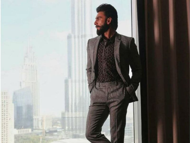 Ranveer Singh Will Make You Skip A HeartBeat One Pic At A Time