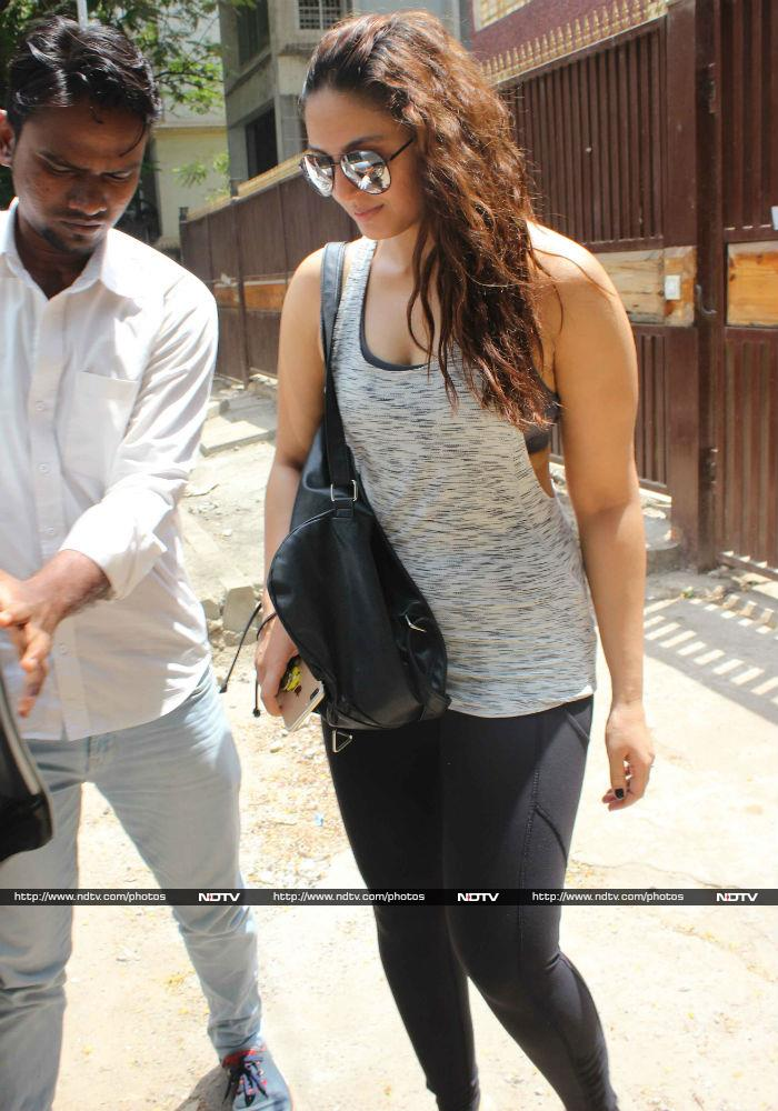 Tracking Ranveer Singh\'s Whereabouts