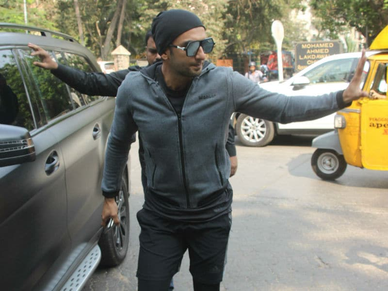 Say Hello To Ranveer Singh