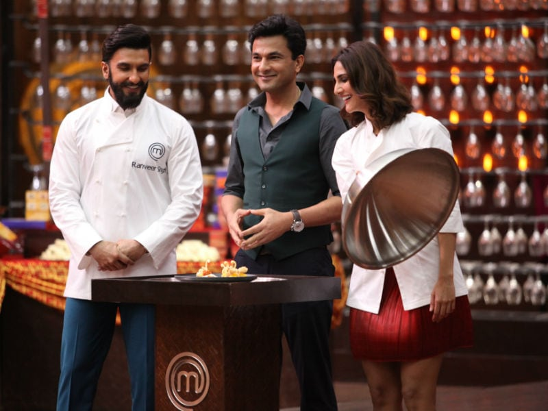 Ranveer Singh, Vaani Kapoor- What's Cooking?