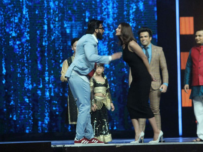 Ranveer Singh And Vaani Kapoor Burn The Dance Floor