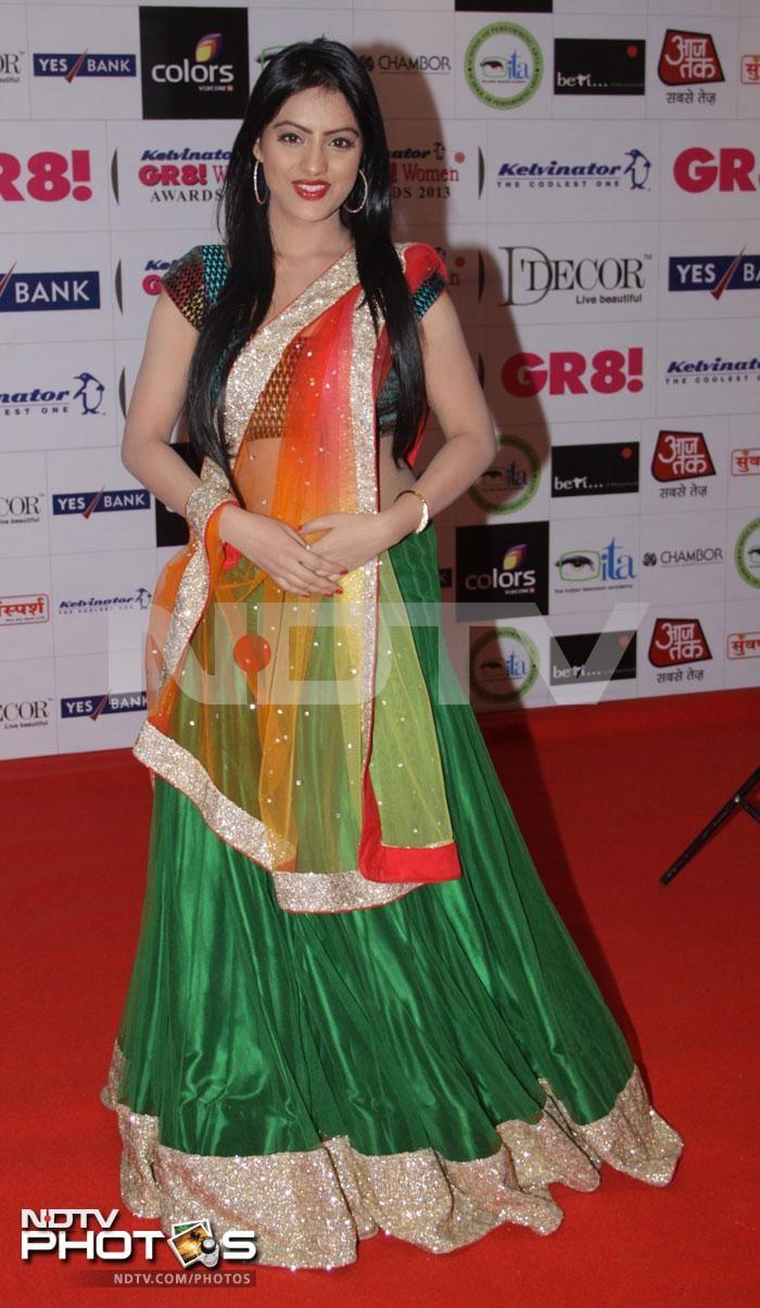 Ethnic beauties: Raveena, Asin