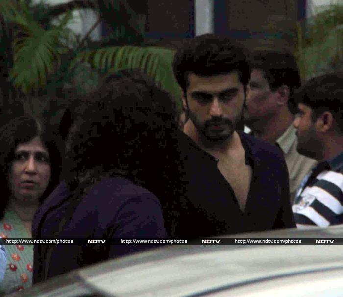 Ranbir, Arjun Kapoor Bring Late Filmmaker Ravi Chopra Home