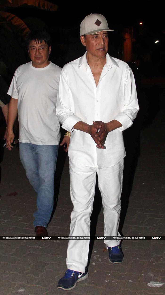 SRK, Sonu Sood Attend Danny Denzongpa\'s Manager\'s Funeral