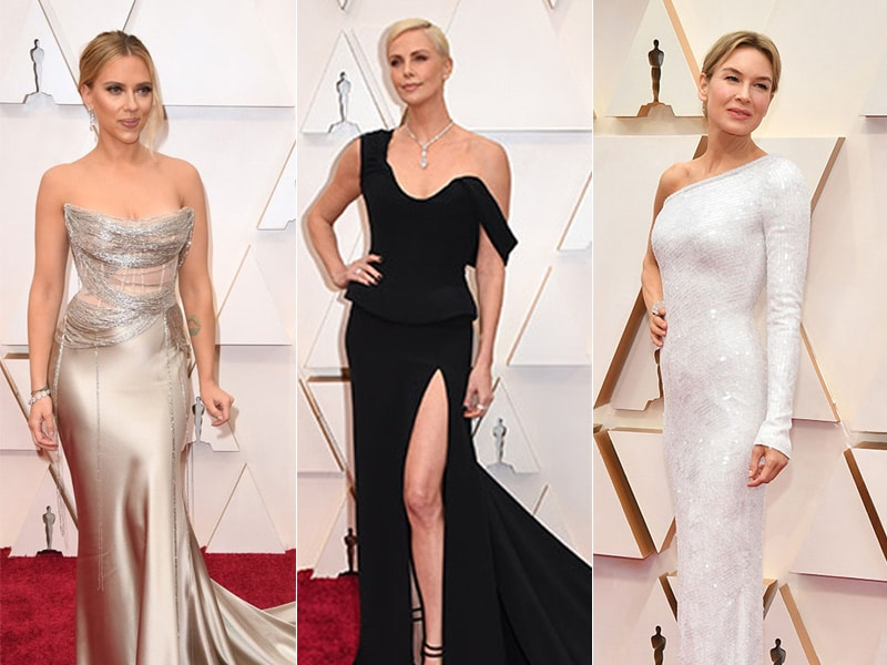 Once Upon A Time On The Oscar Red Carpet - Renee, Scarlett, Charlize And Others