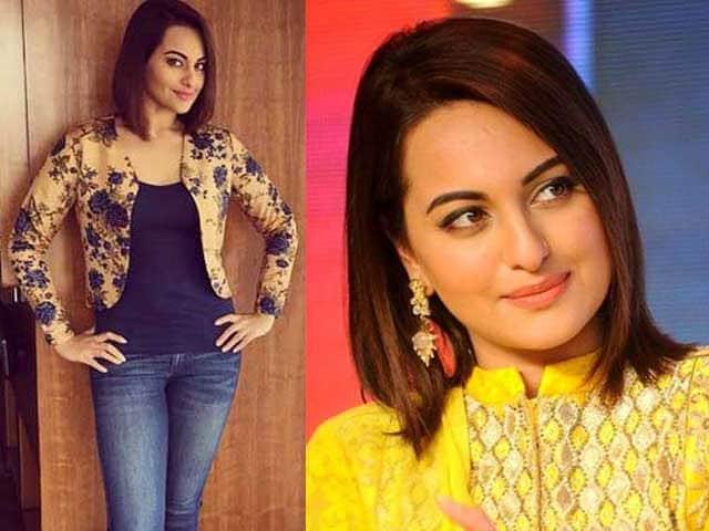Sonakshi Sinha is a Fashion Chameleon