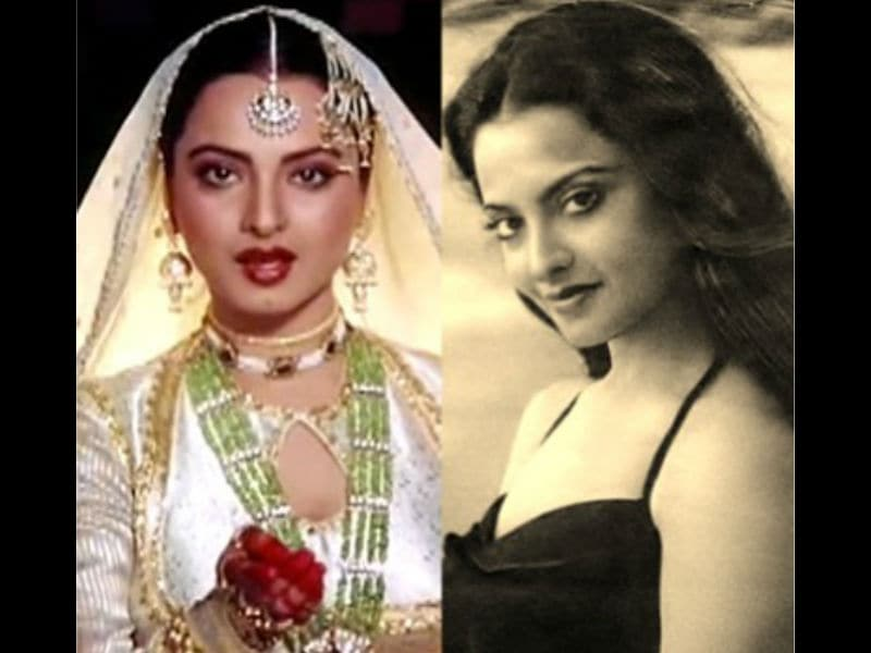 Happy Birthday Rekha: A Timeless Beauty @62