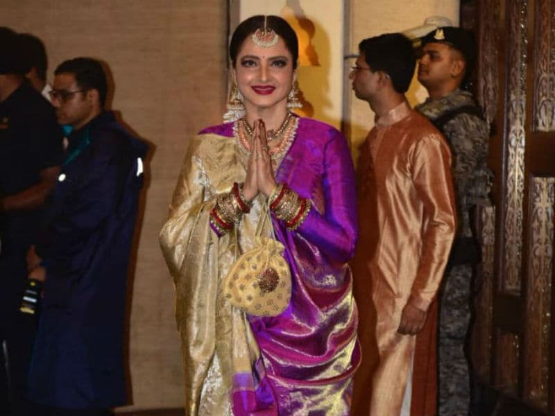 Happy Birthday, Rekha: Khoobsurat@65