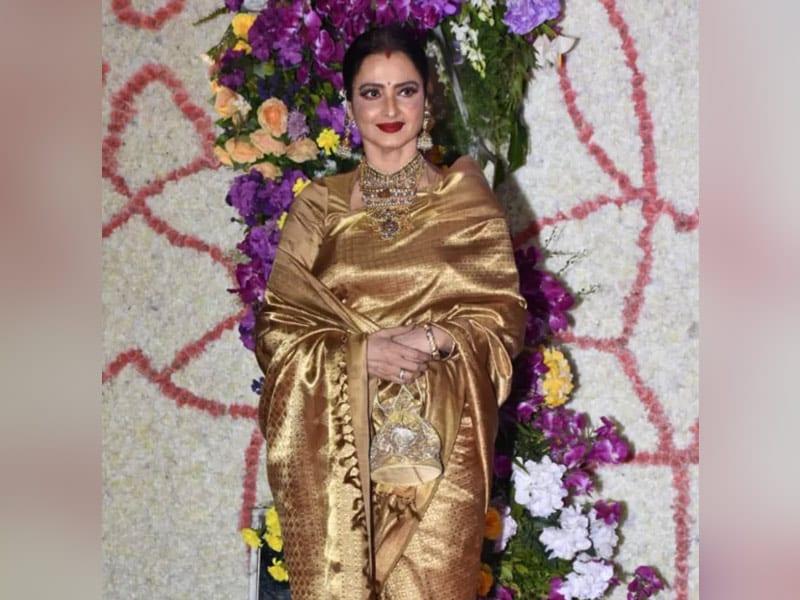 Happy Birthday, Rekha: Khubsoorat@66