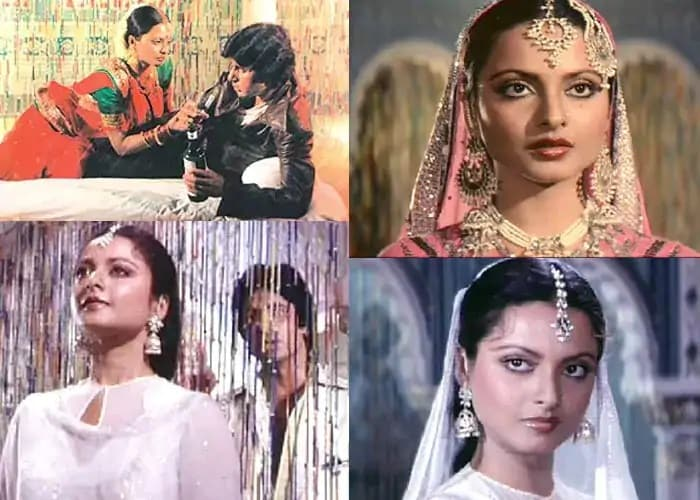 Happy Birthday, Rekha: Khubsoorat@66