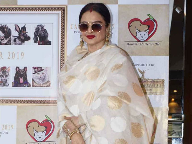 Rekha And Her Unmatchable Swag