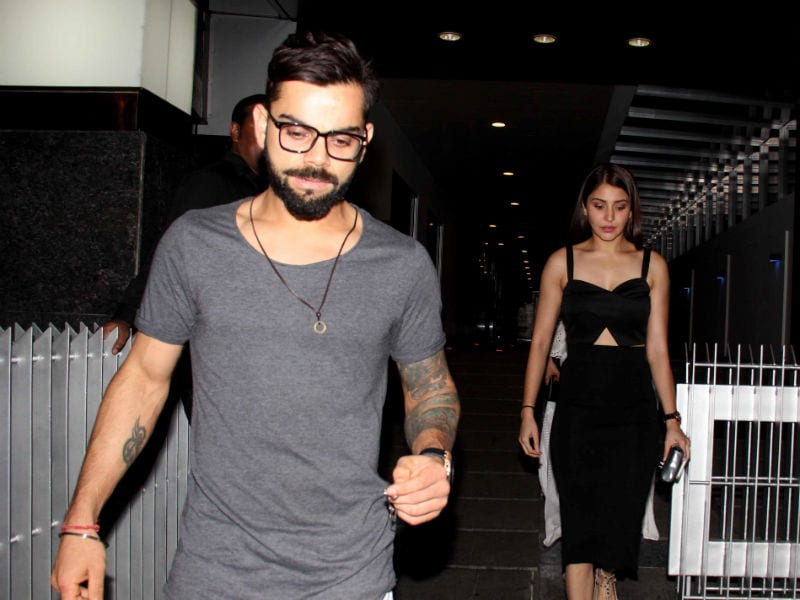 Ex Diaries: Virat, Anushka's Rendezvous After Rumoured Split