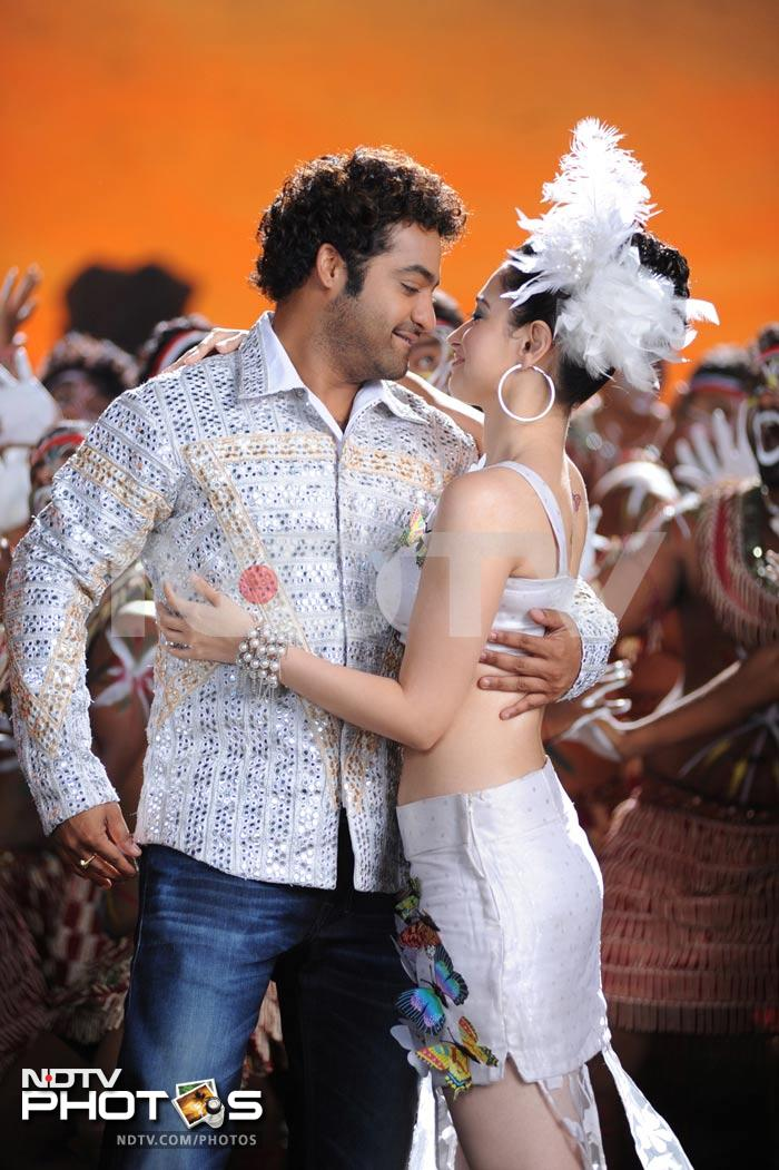 Review-in-pics:  Oosaravelli