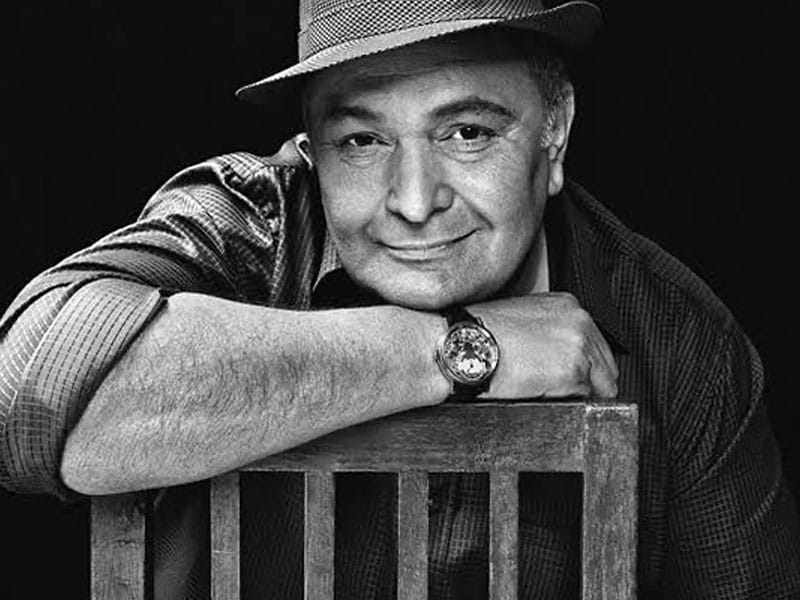 Photo : Rishi Kapoor Lived Life On His Own Terms, Always