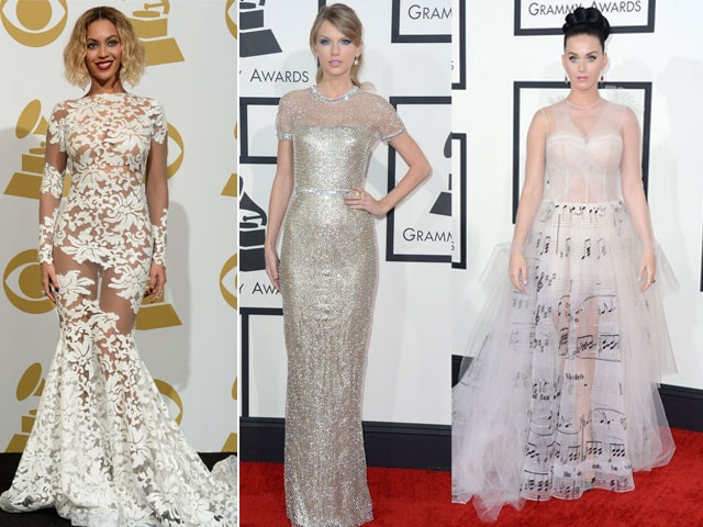 Grammy fashion: Beyonce, Taylor and other fabulous stars