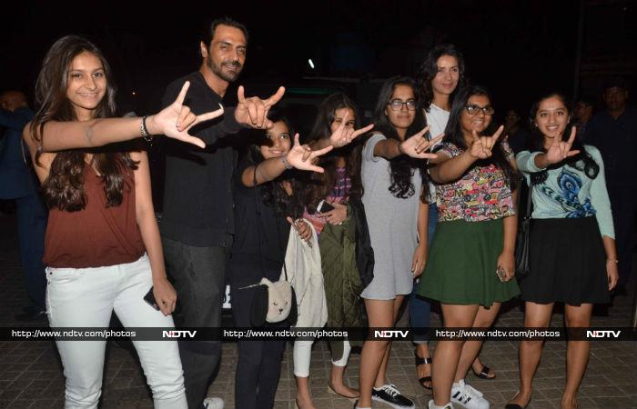Rock On 2 Releases. Shraddha And Farhan Host A Screening